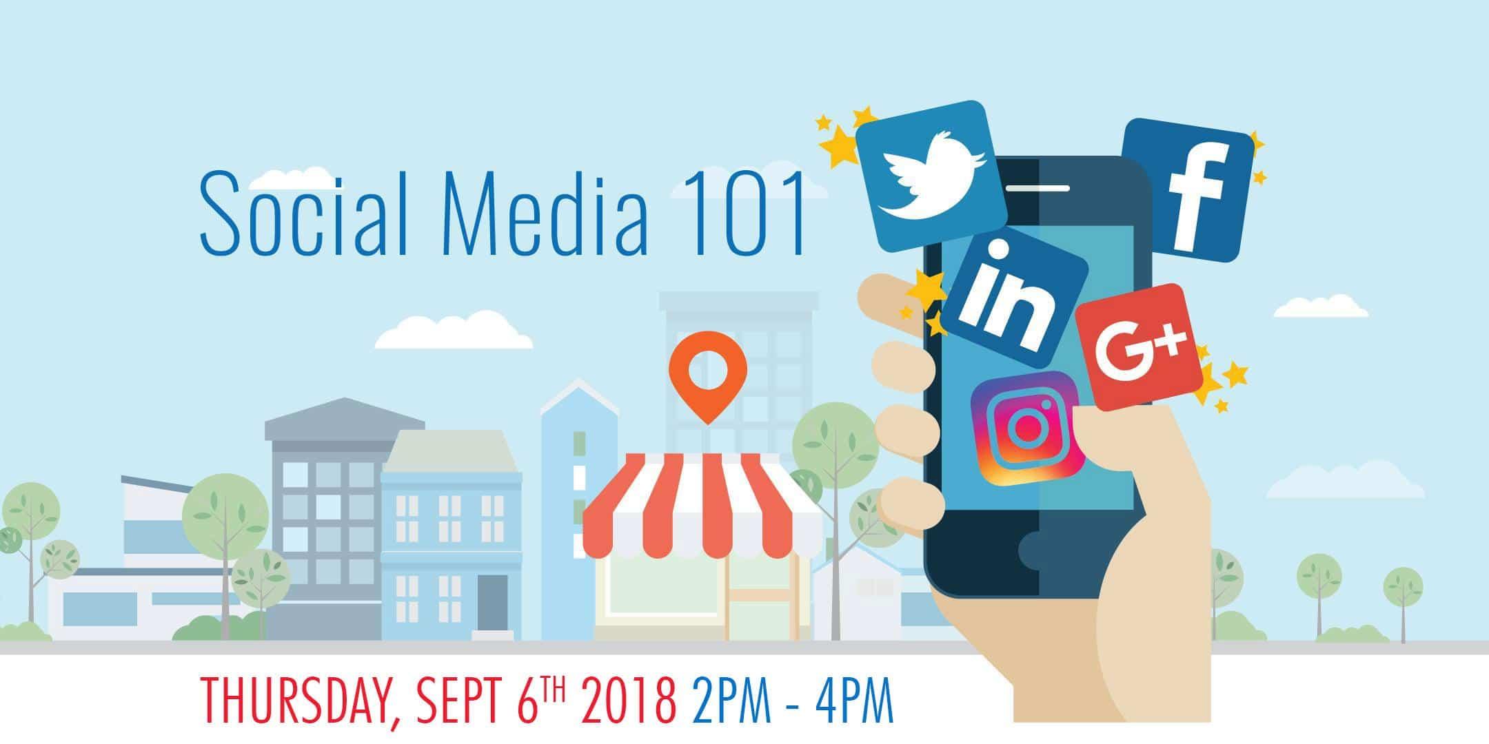 Social Media 101 thumbnail image