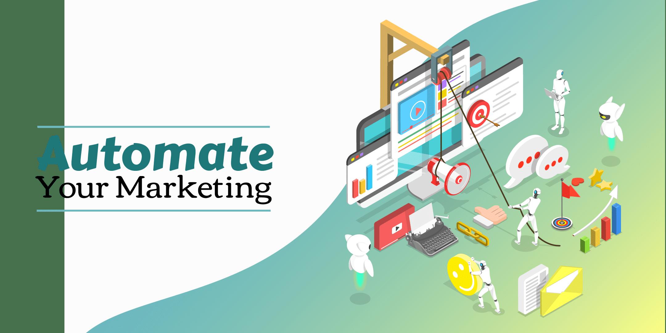 Automate your marketing image