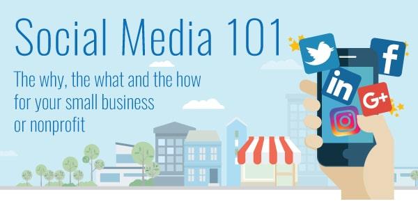 social media 101 image