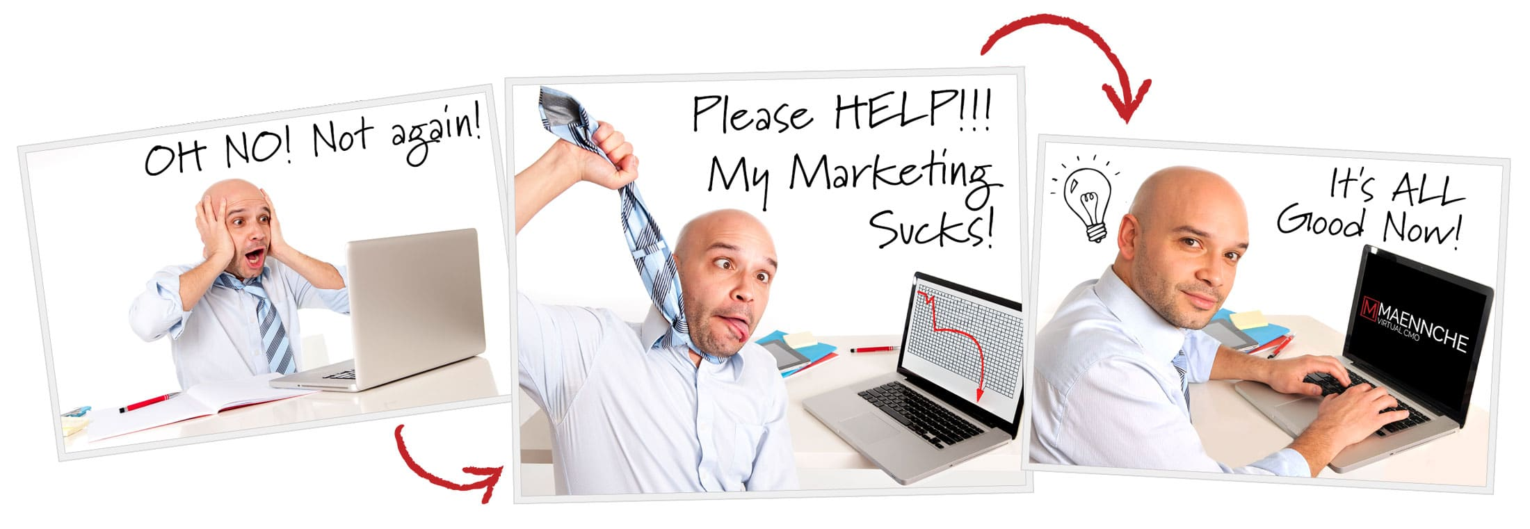 Does Your Marketing Suck!